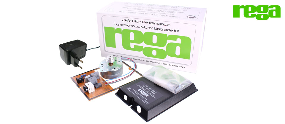 Rega upgradekit
